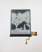 """100% nuovo eink 6 """"ebook dello schermo a cristalli liquidi per il pocketbook 615 pocketbook615 LCD screen display è opaco con retroilluminazione no touch"""