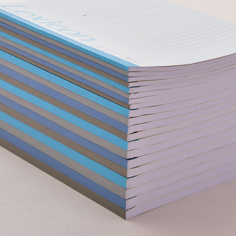Notebook deli wireless binding student office soft copy A4/b5 soft face copy A5 notebook 23200