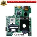 Материнская плата CN-0JYYRY 0JYYRY для Dell Vostro 3450 V3450 материнская плата для ноутбука HM67 DA0V02MB6E1 тест хороший