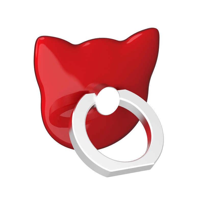 Anneau de doigt support pour téléphone mobile support pour téléphones poignée support accessoires support de téléphone portable smartphone rond téléphone portable un cadeau