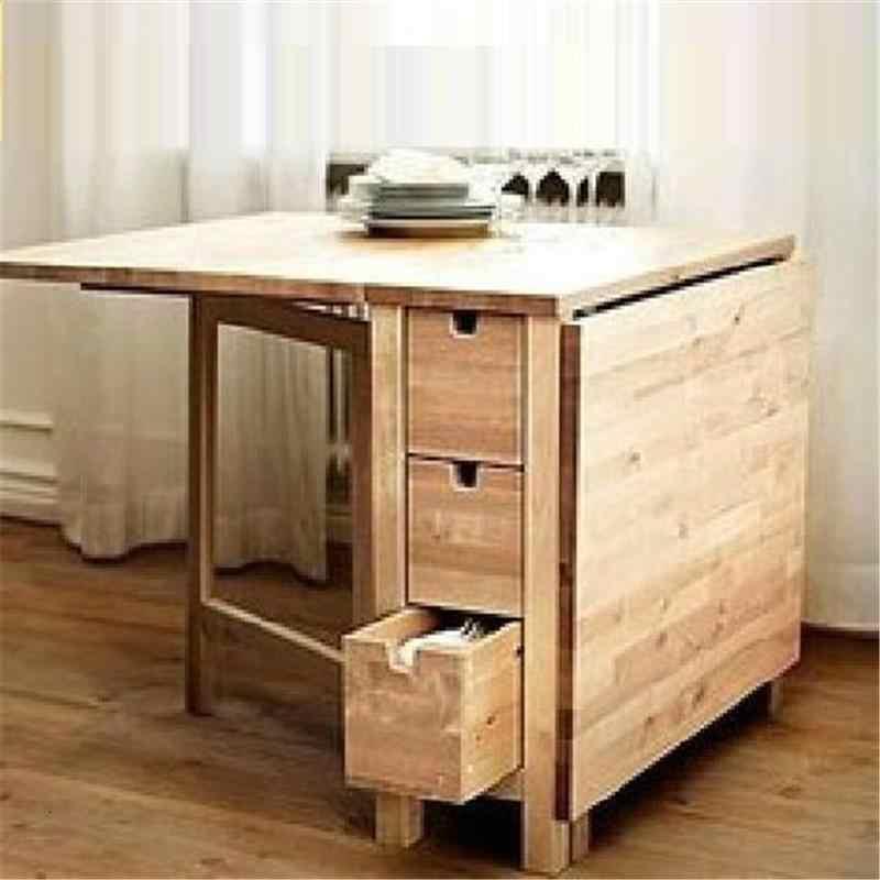 Masa Sandalye Eettafel A Langer Tavolo Redonda Eet Tafel Shabby Chic деревянный складной стол Меса бюро обеденный стол