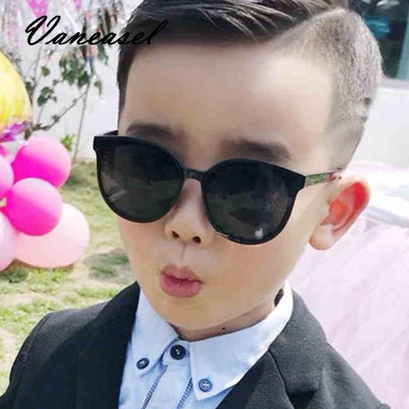 VANEASEL Sunglasses Cool Kids Children Boys Cat-Eye Girls Baby Cute New