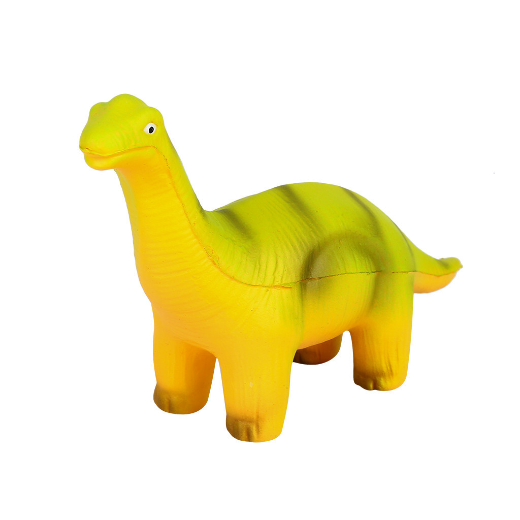 New Simulation Animal Toy Kids Gifts Antistress Decompression Toy Slow Rebound Dinosaur Toy Anti-stress Non-toxic Toy