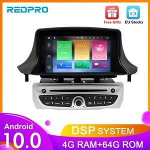 Image 1 - IPS Android10.0 DVD Ô Tô Đa Phương Tiện Chơi Cho Renault Megane 3 2009 2010 2011 2012 Fluence RAM 4G GPS Dẫn Đường âm Thanh Nổi Audioradio