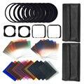 41 Pcs Platz gradienten linsen + ND Filter Kit