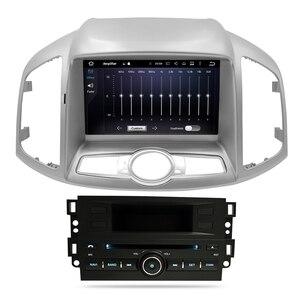 Image 4 - 11.11 4G RAM אנדרואיד 10.0 רכב DVD סטריאו עבור שברולט קפטיבה Epica 2012 2013 2014 אוטומטי רדיו GPS ניווט מולטימדיה אודיו