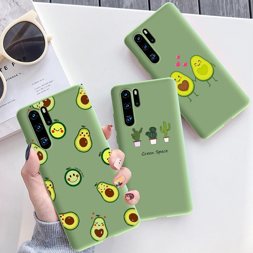Popular Phone Case For Huawei P40 Lite P20 Lite P30 Lite Case Soft TPU Love Partner Cover For Huawei Honor 10 Case Capa Fundas(China)