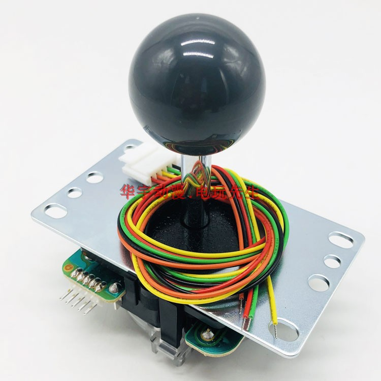 Sanwa joystick JLF-TP-8YT small eight-way HORI joystick PS4 Tiequan Street Ba 5th Street joystick(China)