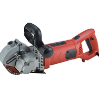 Wall Slotting Machine Once Forming Hydropower Dust Free Tooling Home Improvement Wall Infrared Cutting Machine Cutting Tool|Machine Centre|   -