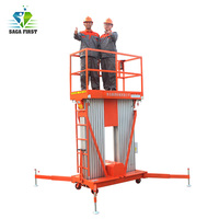 Wholesale Electric Lift 6-12m Aerial Work Lifting Platform with CE