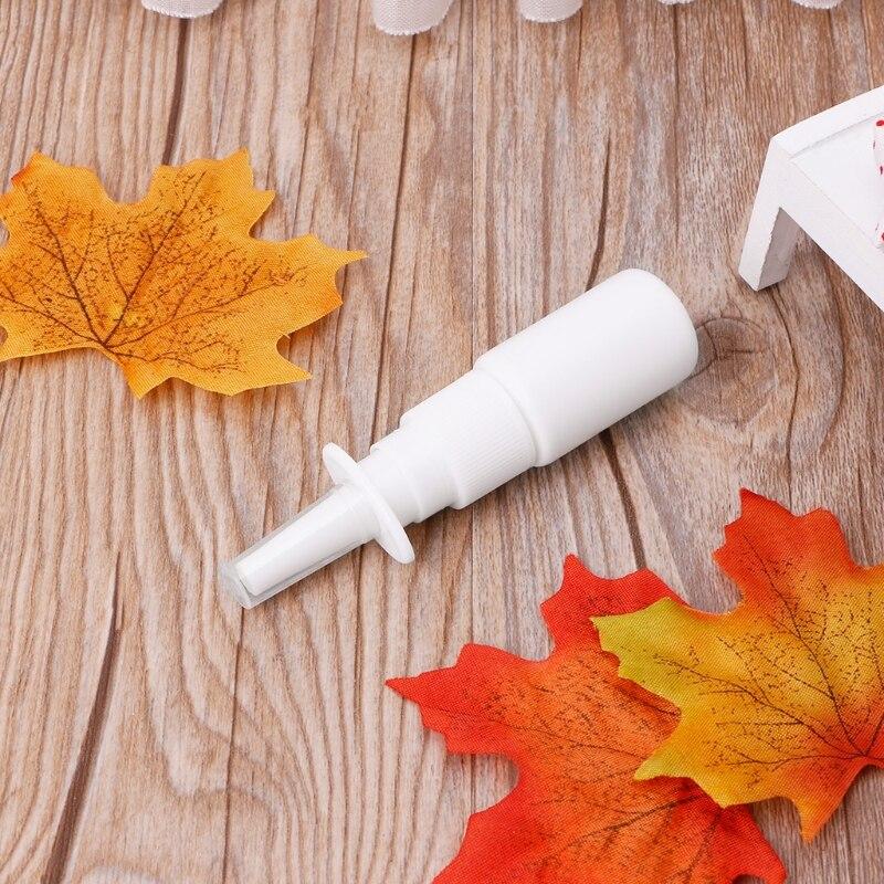 Купить с кэшбэком 10ml Plastic Mist Nasal Spray Bottle Reusable For Packaging