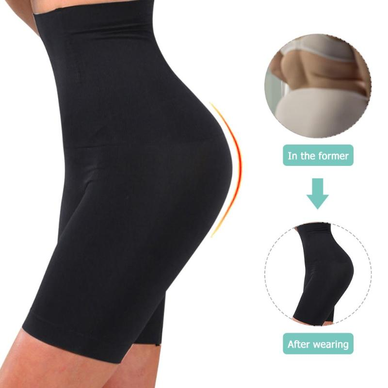 Permalink to Women Shaper High Waist Breathable Body Slim Sexy Butt Hip Lifter Underwear Female Women's Intimates Close-fitting Clothes
