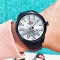Neueste NAVIFORCE Top Marke Militär Uhr Männer Mode Casual Voller Stahl Sport Quarz Armbanduhren Männlich Uhr Relogio Masculino