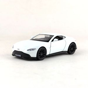 Бесплатная доставка/RMZ City Toy/Модель литья под давлением/1:36 весы/Aston Martin Vantage/вытяните назад автомобиль/образовательная Коллекция/подарок для ...