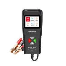 Ediag bm510 testador de bateria para 6v 12v 24v analisador bateria carro carregamento teste ondulação