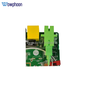 Image 2 - Nuovo Huawei HG8010H Gpon ONU ONT terminale ottico con 1 GE porte ethernet, SC APC di interfaccia Inglese Firmware