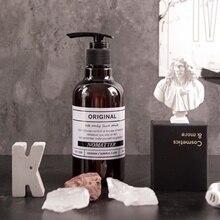 250 мл/500 мл шампунь пресс-бутылка жидкий гель для душа Ванная комната Диспенсер Бутылка для мыла портативный простой скандинавский стиль