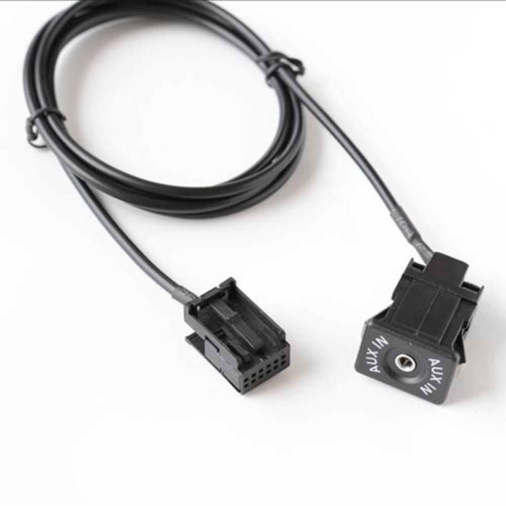 Автомобильный aux in Интерфейс аудио кабель для opel cd30 cdc40/cd70/dvd90