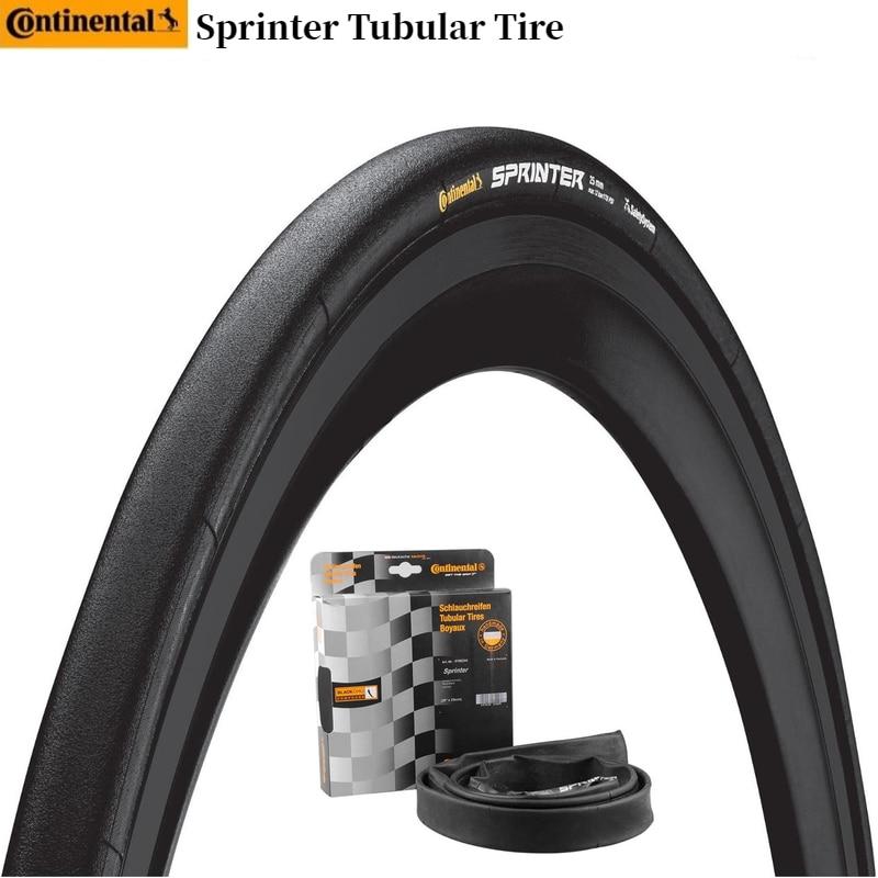 """Continental sprinter tubular estrada biketire 28 """"x 22mm 28"""" x 25mm estrada bicicleta dobrável pneus pneu da bicicleta"""