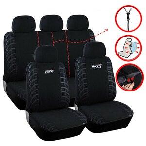 Чехол из полиэстера для автомобильного сиденья, защитные аксессуары для Suzuki Alto Baleno Grand Vitara Liana Sx4 2012 2013 2014 2015 2016 2017 2018