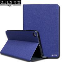 Funda de cuero con tapa para tableta Lenovo Tab 3 8 Plus, funda protectora con soporte de 8,0 pulgadas, carcasa suave de silicona, para P8 TB-8703
