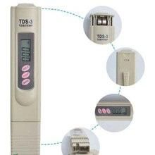 Professional TDS Portable Digital Water Meter Filter Measuring Water Quality Purity Tester  TDS Meter Tool недорого