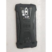 新オリジナル Blackview BV9700 プロバッテリーカバーハウジングケースと耐久性のある携帯フレーム大声スピーカー
