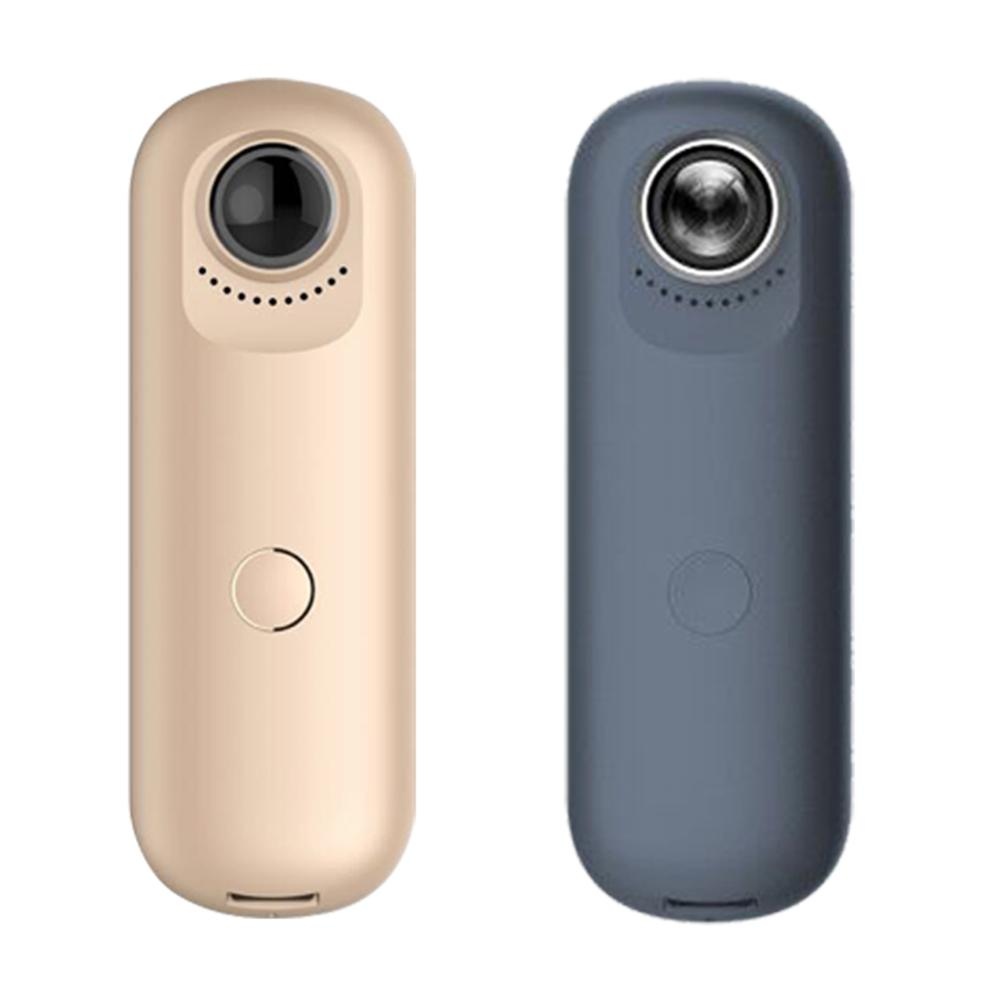 720 Degree Dual Wide Angle Fisheye HD Lens Panoramic Cam Live Streaming VR Action and Sport Camera For Smartphone