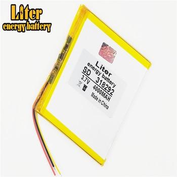 """3 линии 318292 батарея 7 """"для Prestigio Grace 3118 3G PMT3118 планшетный аккумулятор 3,7 V 4000mah полимерный литий-ионный + отслеживание"""