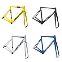 Hot Sell !2021 model FASTERWAY V3RS Carbon Road Bike Frame:Frameset+Fork+Seat Post+Headset+Clamp,Six Colors Can Be Choosen