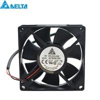 lamp dc 12v Fan Delta  AFB0812H 8025 80mm DC 12V Dual Ball bearing cooling Fan 8cm Mosquito Lamp Purifier Incubator Fan (1)