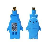 WIFI Drahtlose Programmierung Adapter Geeignet Delta DVP Serie PLC Ersetzen USBACAB230 Kommunikation Kabel MD8 Pin Zu RS232 Drähte und Kabel    -