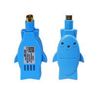 WIFI Wireless Programming Adapter Suitable Delta DVP Series PLC Replace USBACAB230 Communication Cable MD8 Pin To RS232