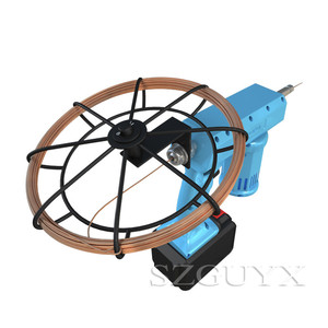 RB-80 automatyczne elektryczne drutu i kabla urządzenie do gwintowania automatyczne elektryczne rura przewodowa urządzenie do gwintowania