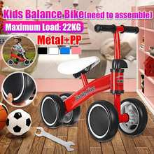 Balance-Bike Riding-Toys Baby Toddler Kids Walk Child Learn Get Tricycle for 1-3-Years