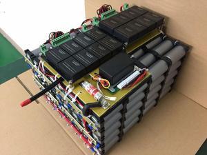 Image 5 - QNBBM 4S 12V ليثيوم بطارية المعادل الموازن BMS ل ليثيوم أيون LiFePO4 عفرتو LiNCM كحم 18650 DIY حزمة حماية