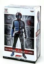 Estructura interna enmascarado Rider Kuuga Kamen Rider BJD MODELO DE figura de acción Juguetes