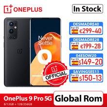 OnePlus 9 Pro 5G Smartphone 8GB 128GB Snapdragon 888 120Hz Flüssigkeit Display 2,0 Hasselblad 50MP Ultra-breite OnePlus Offizielle Shop