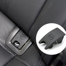 Car Rear Child Seat Anchor Isofix Slot Trim Cover Button for A4 B8 A5 8T0887187 Car ISOFiX Cover Child Restraint(China)