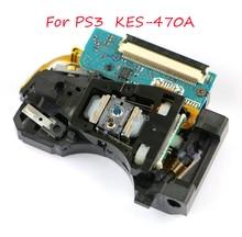 2 Chiếc Ban Đầu Sử Dụng KES 470A KES 470 Một Laser Cho Ps3 Slim Console KEM 470 AAA Quang Màu Xanh tia Thay Thế KEM 470AA