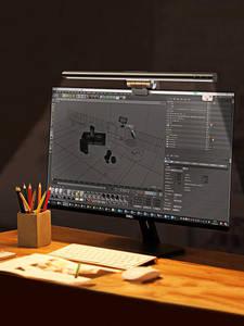 Desk-Lamp Lcd-Monitor-Lamp Hanging-Light Laptop Screen-Bar Computer Study Baseus
