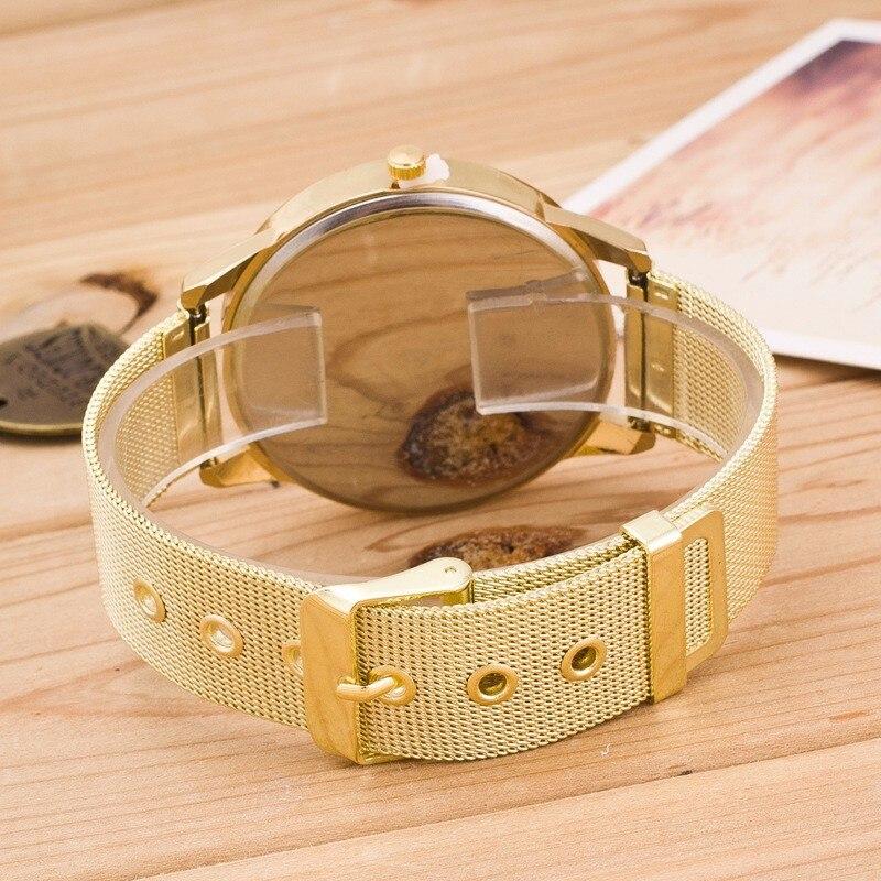 2020 real nova moda relógio senhora pulso