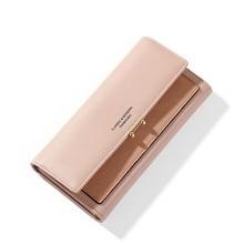 Женский кошелек, длинный клатч, модные вместительные кошельки, женский кошелек, Дамские кошельки, карман для телефона, держатель для карт, Carteras