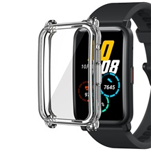 TPU Case Anti-Scratch Screen Protector Cover For Honor Watch ES Smart Wearable Accessories Protective Case cheap comfast CN(Origin) Cases english Adult All Compatible Push Message Other Passometer