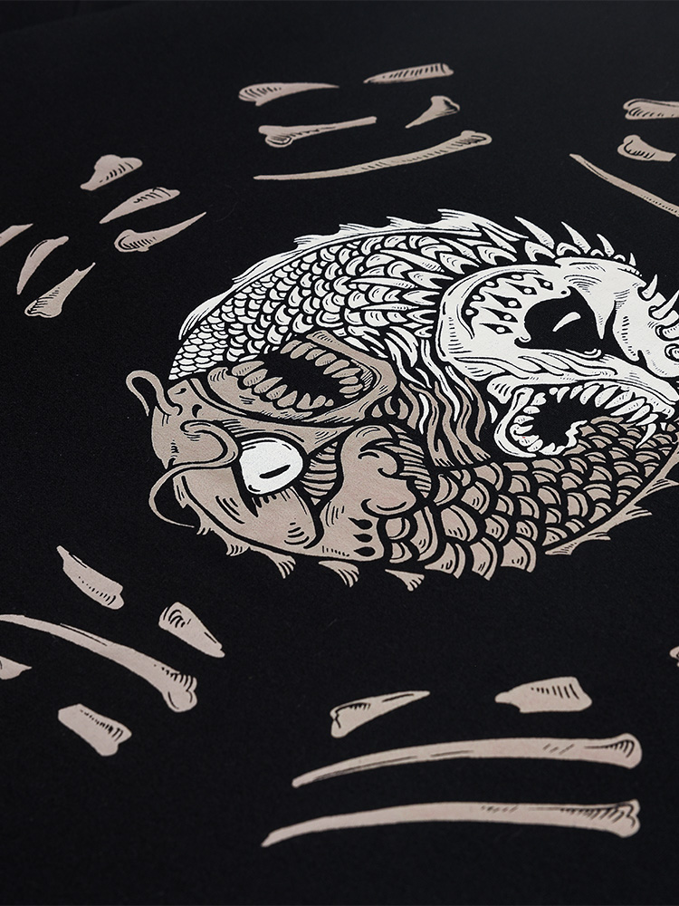 Estate di sesso maschile e Femminile T shirt Tee di Skateboard Ragazzo Skate Tshirt Magliette e camicette 100% cotone Degli Uomini di Roccia Hip hop Street wear maglietta di modo - 4
