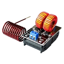Module Driver-Heater Heating-Machine ZVS High-Frequency-Induction Mini 120W