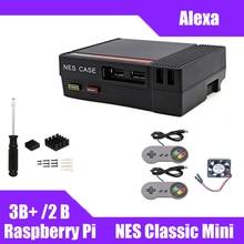 Package Nespi-Case Retropie Raspberry Pi Mini for 3-2-b/And/Nes/.. 2/B