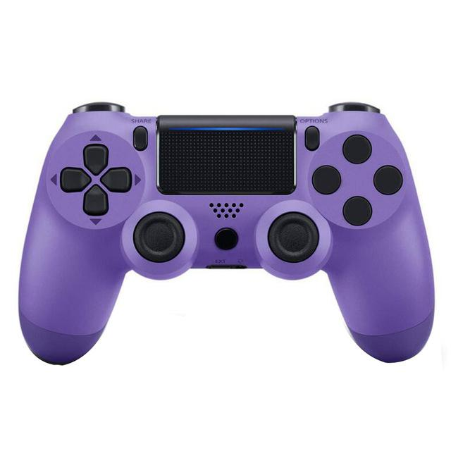 HobbyLane <font><b>Wireless</b></font> for PS4 Gamepad Bluetooth Vibration Motor <font><b>Controller</b></font> Joystick For PlayStation 4 Game Console <font><b>PC</b></font> Steam d29 image