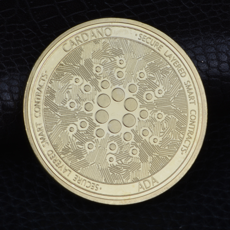 Позолоченная монета Кардано, Посеребренная 3D толстая металлическая памятная монета