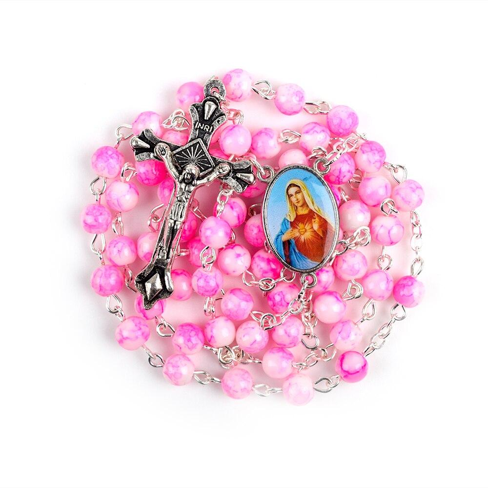 Heart Mary Rosary